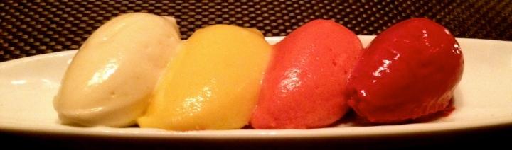 Fruit Sorbets