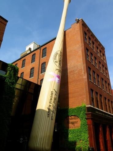 Batter Up! Louisville Slugger Factory (Kentucky)