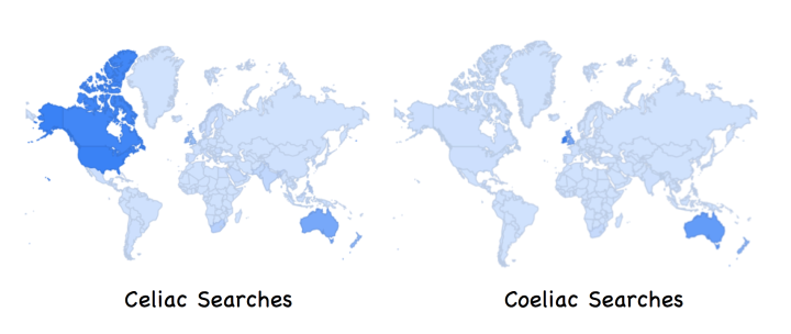 Shading Does Not Compare (From Google Trends)
