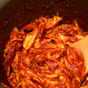 Chicken BBQ Bun (GF, DF, EF)