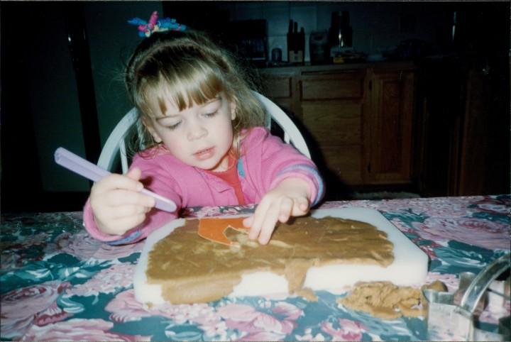 My Gingerbread House (GF, DF, EF)