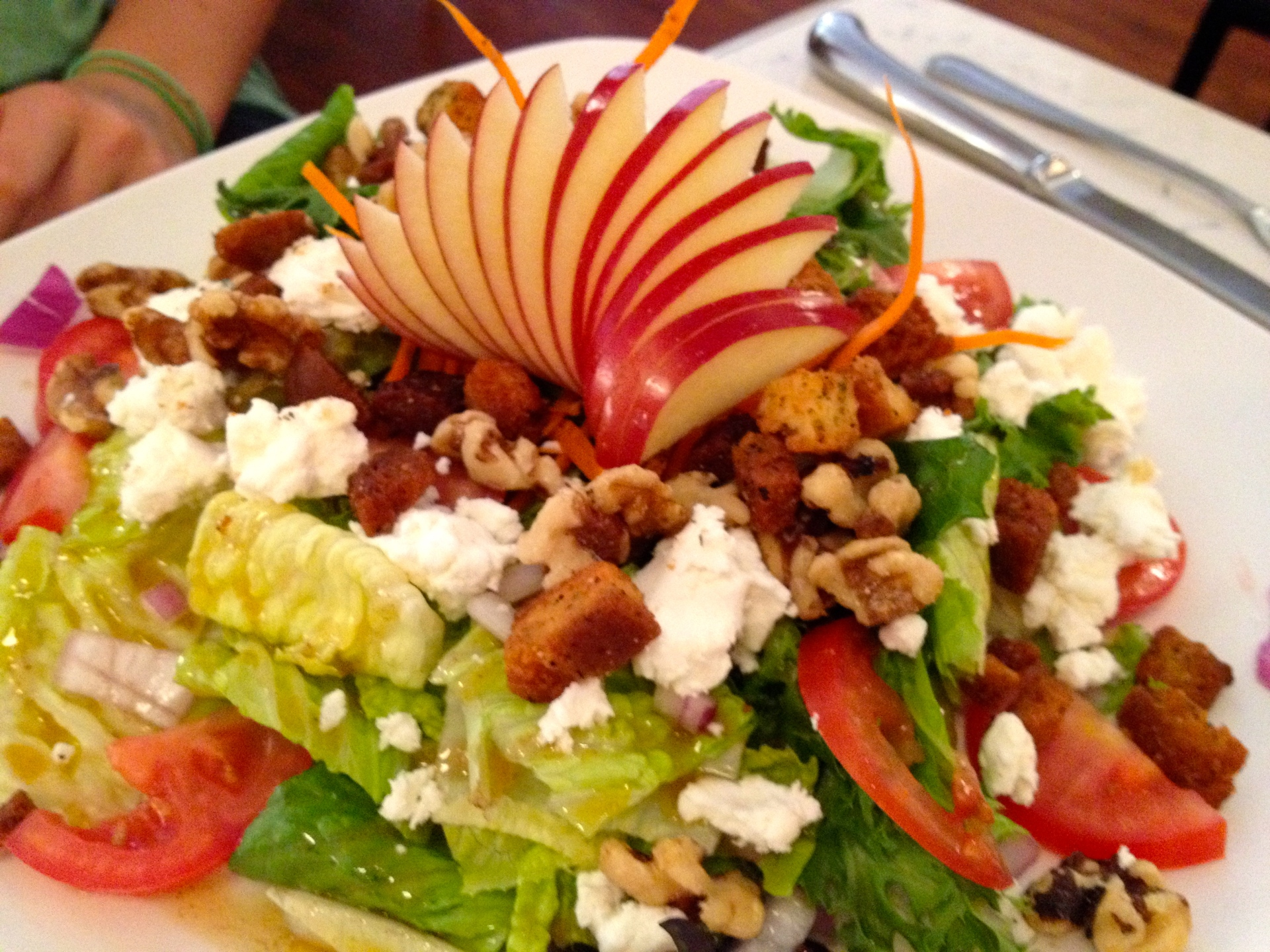 Coquette's Colorado Salad