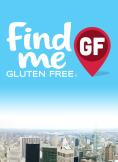 Healy's in NY and Find Me Gluten Free
