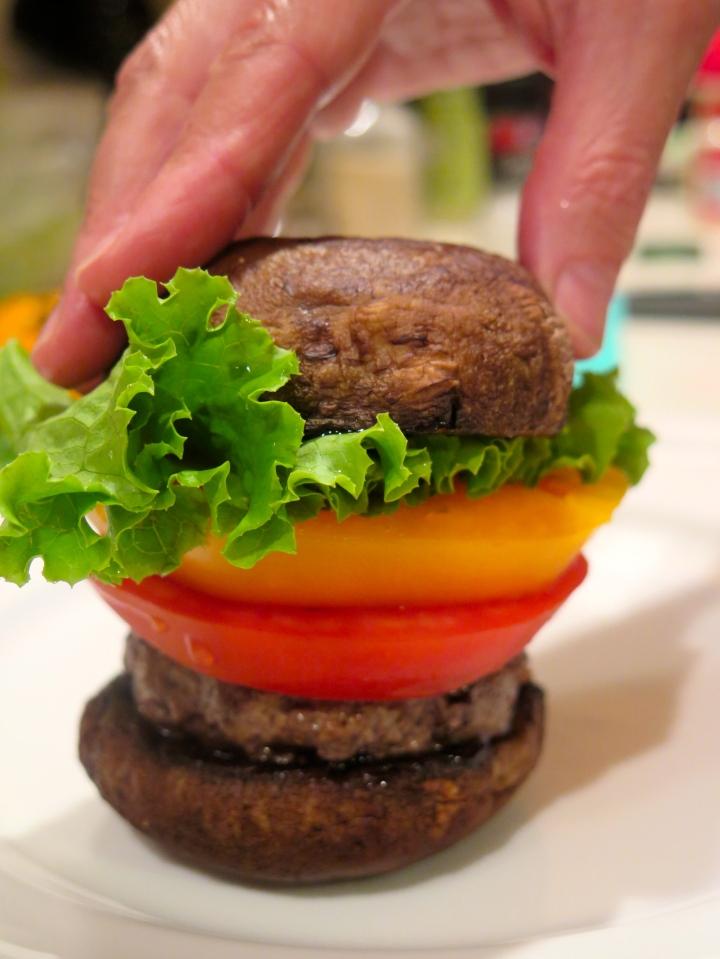 The Farm Stand Burger (GF, DF, EF)