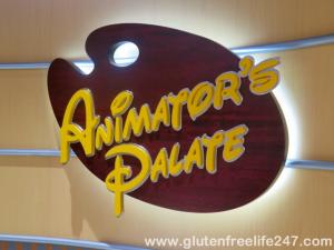 Animator's Palate Disney Cruise Magical