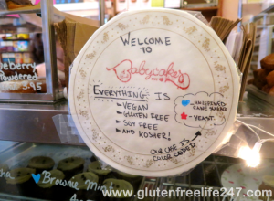 Gluten Free in NYC- Babycakes NYC