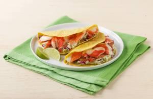 Crab Classic Tacos