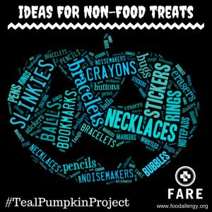 #TealPumpkinProject & Pumpkin Carving