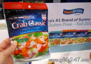 Crab Classic Goes Gluten Free