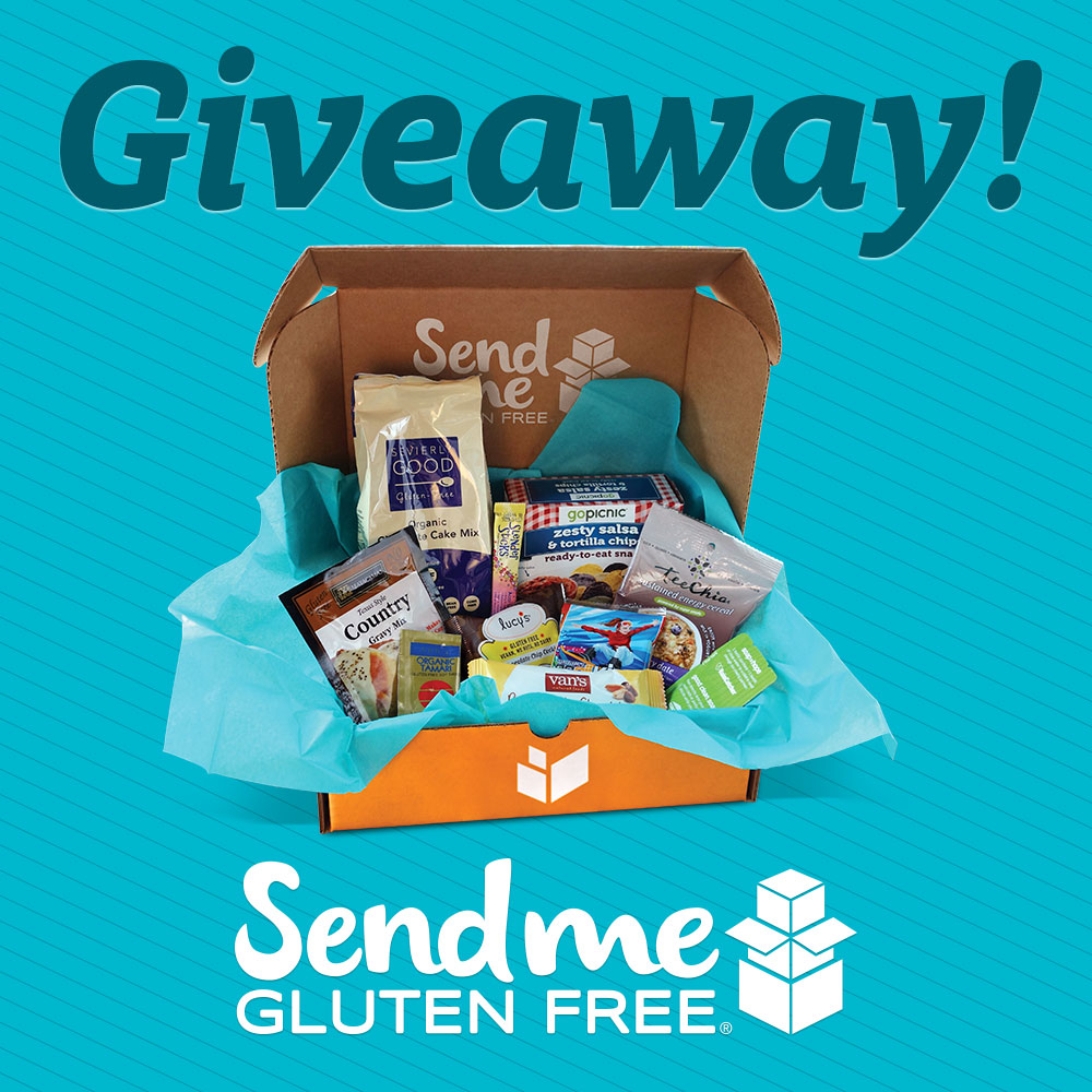 Send Me Gluten Free Product Review & Giveaway!