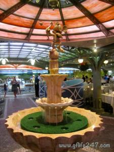 Breakfast Aboard the Disney Fantasy