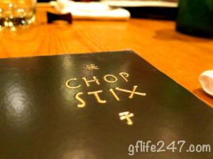 Chop Stix in Atlantis- Celiac Review