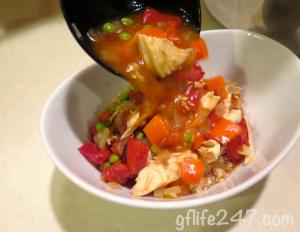 Lemon Chicken Quinoa Soup