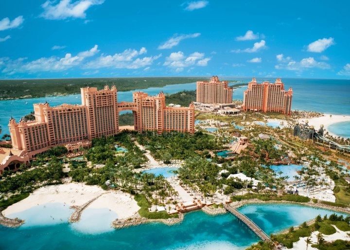 I stayed at the Cove, Image Courtesy of Atlantis