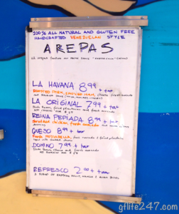 Quiero Arepas (Dedicated GF Food Truck)