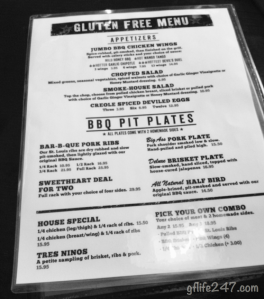 Celiac Review of Dinosaur Bar-B-Que (Rochester, NY)