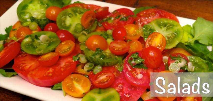 Recipe Tab- Salads