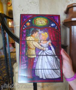 GF and DF at Cinderella's Royal Table