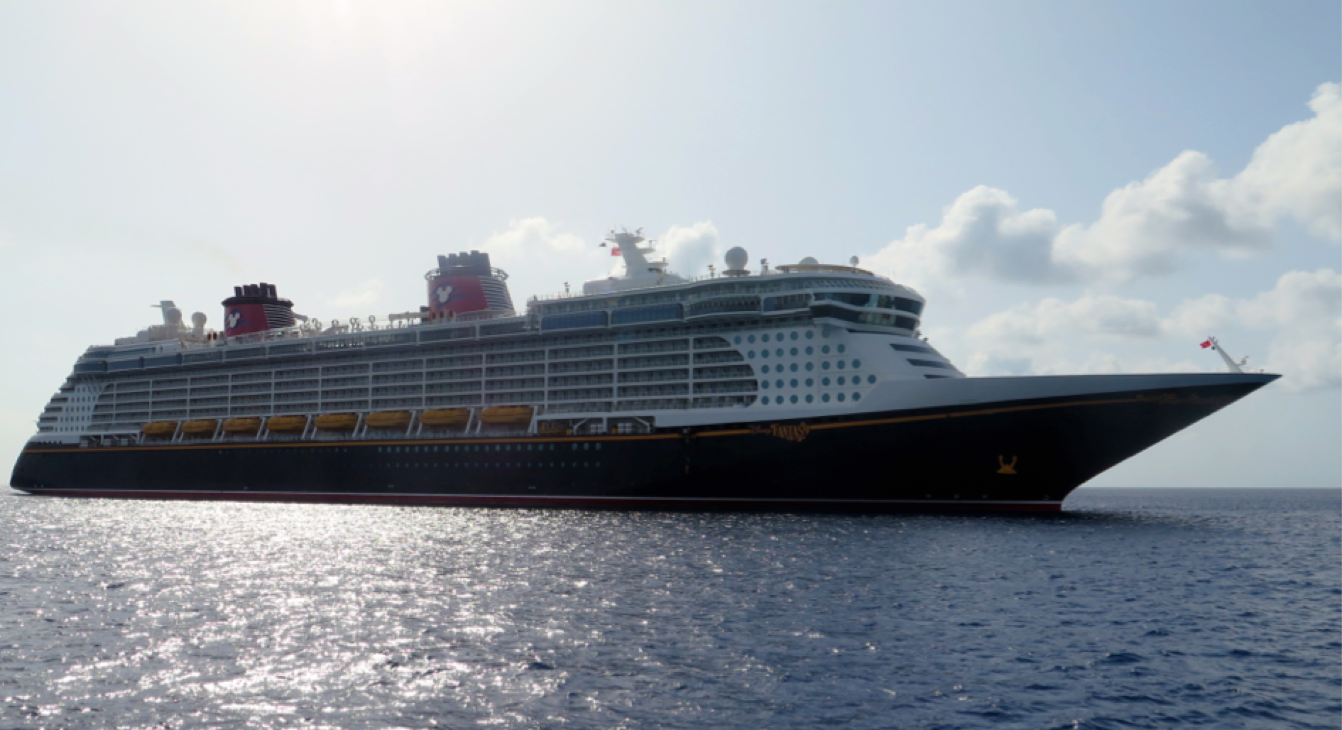 Dining Aboard the Disney Cruise