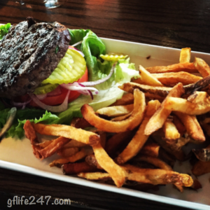 A Celiac Review of the Local in Wayland