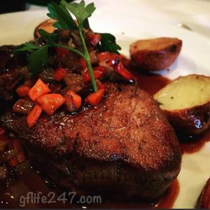 Gluten Free at Papa Razzi (A celiac review)
