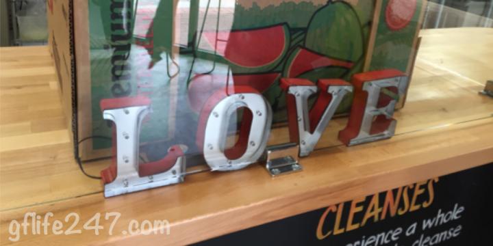 100% Gluten Free Juice Shops in Boston