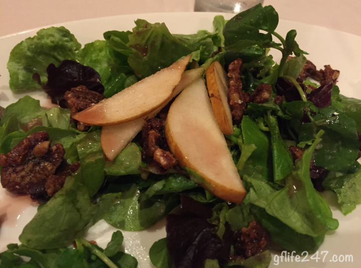 Gluten and Dairy Free at the Brown Derby