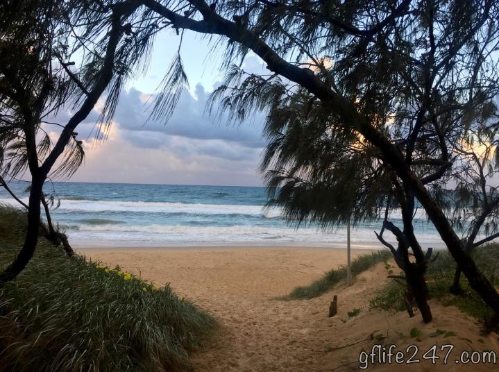 Gluten and Dairy Free, Hot Pipi's in Mooloolaba, Sunshine Coast, Australia