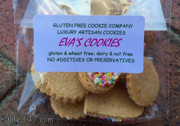 gluten free cookies strange grain cookies