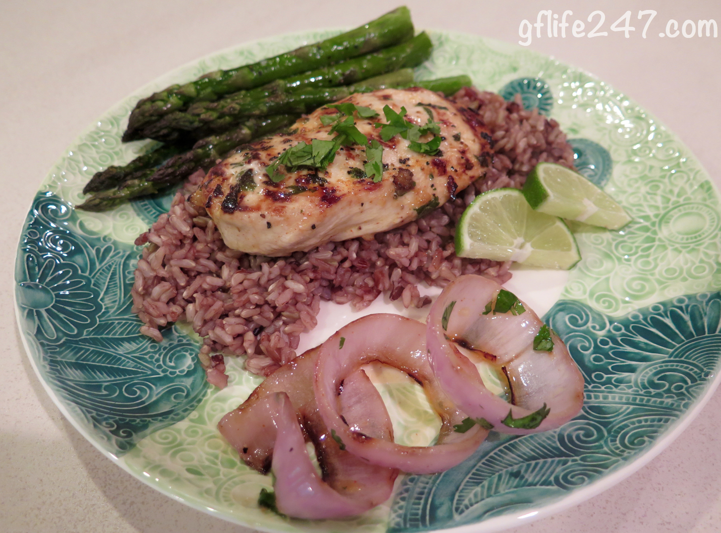 Mojo Grilled Chicken Breast Recipe (GF, DF)