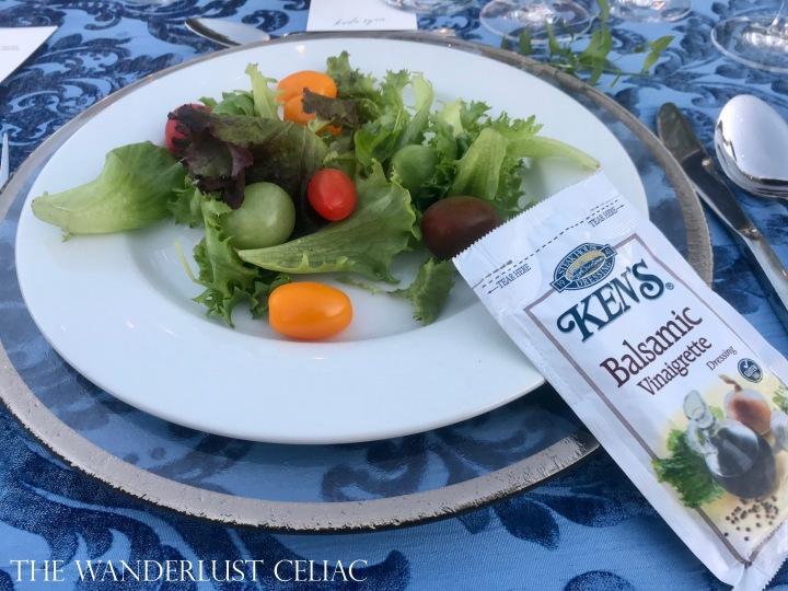 Course 1: Tomato Salad
